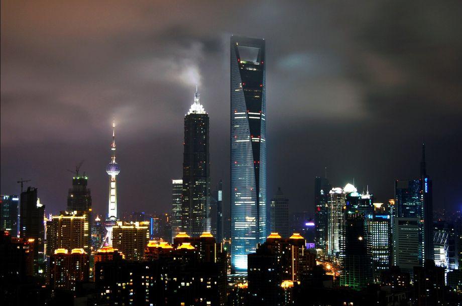 Park Hyatt в Шанхае