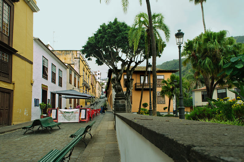 Икод де Лос Винос (Icod de los Vinos) на Тенерифе — Канарские острова