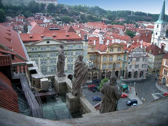 Прага, Малая Cтрана