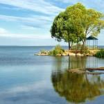 Отдых на Плещеевом озере.