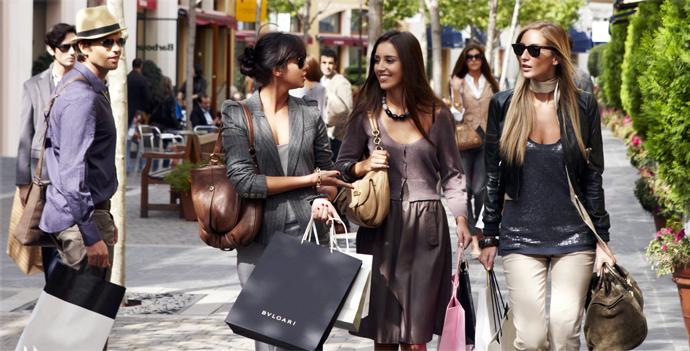 шопинг барселона испания