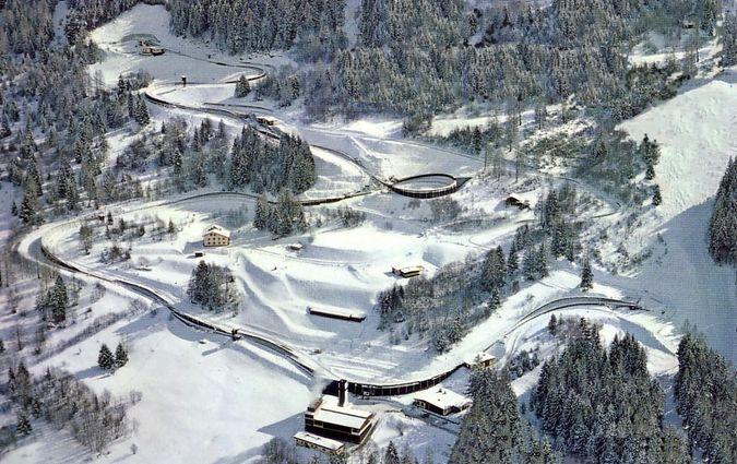 Горнолыжный курорт Иглс (Австрия).