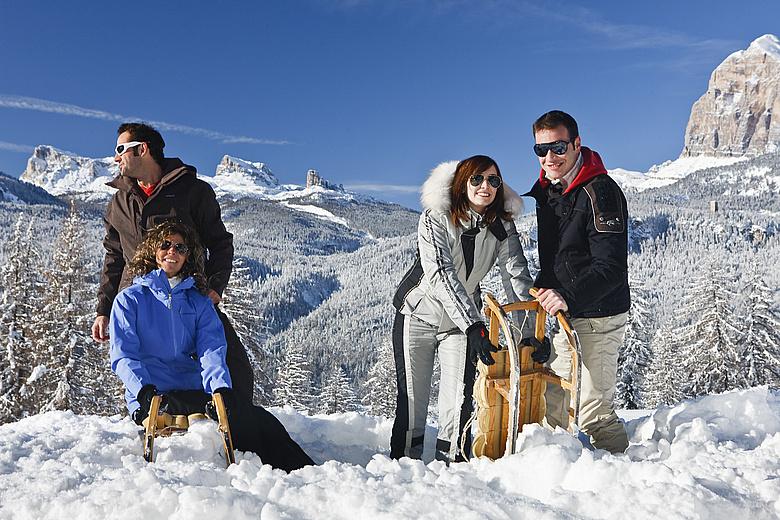 Кортина д'Ампеццо (Cortina d'Ampezzo)