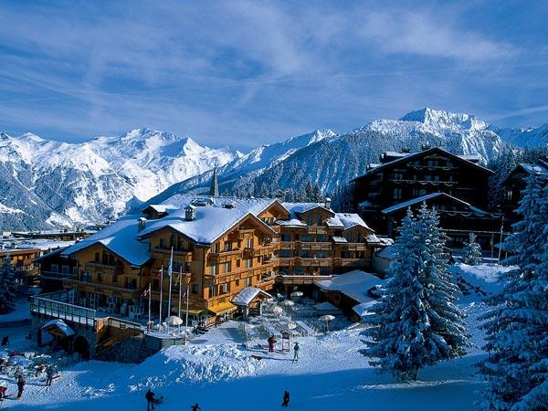 Куршевель (Courchevel) горнолыжный курорт