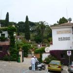Ботанический сад Маримуртра в Бланес
