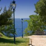 Парк дель Кастель в Бланес