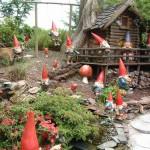 Гномо парк в Бланес
