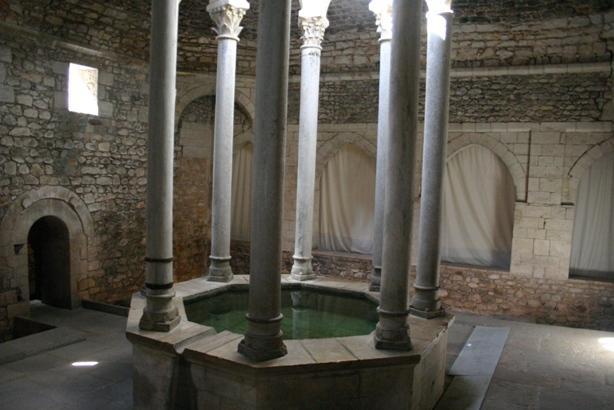 Арабские бани в Жироне