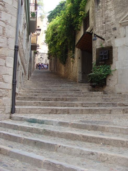 Еврейский квартал в Жироне