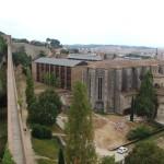 Крепостные стены в Жироне