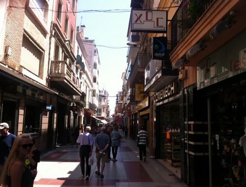 Улица Иглесиа в Калелье