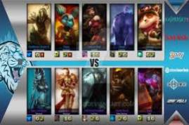 League of Legends 9