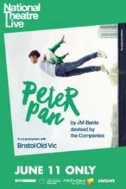 Nt Live: Peter Pan 2017