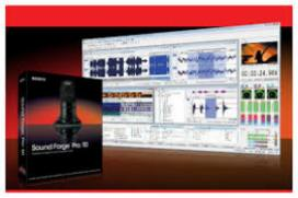 MAGIX Sound Forge Audio Studio 10