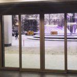 Ремонт раздвижных дверей в Москве