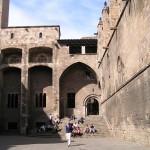 Большой Королевский Дворец (Palau Reial Major)