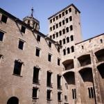 Большой Королевский Дворец в Барселоне (Palau Reial Major)