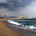 Пляж Ла Нова Мар Белла (Playa de la Mar Bella)