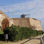 Замок Монжуик (Castell de Montjuic)