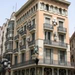 Дом Бруно Квадрас в Барселоне