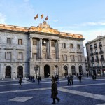 Дворец правительства в Барселоне