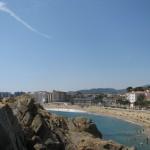 город Бланес Испания