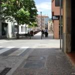 город Жирона в Испании