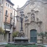 Епископальный дворец в Барселоне