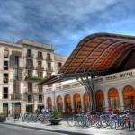 Рынок Санта Катарина в Барселоне