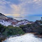 Отдых в Анапе — зимняя сказка