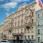 Гостиница Петро Палас в  Санкт-Петербурге ОТЕЛЬ 4*
