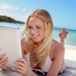 Брать с собой планшет в отпуск?