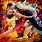 Фламенко – танец на кончике ножа