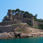 Замок Сан-Хуан в Бланес